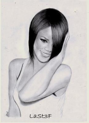 Rihanna por LaSt3f